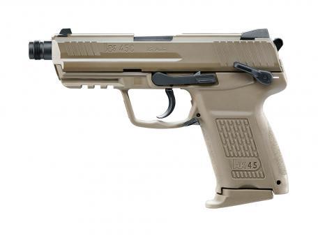 UMAREX HK45 Compact Tactical ガスブローバックピストル TAN