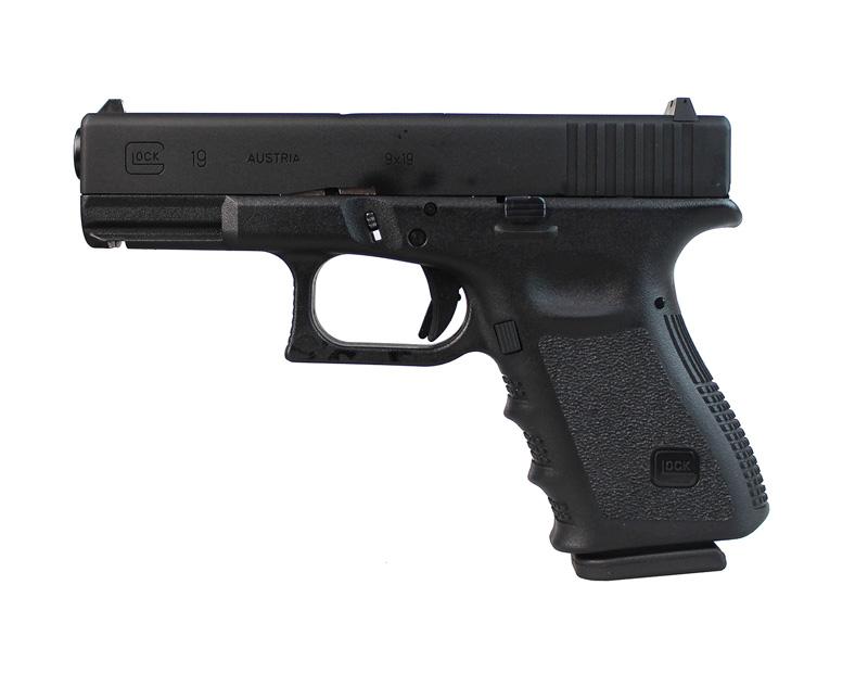 Umarex/VFC GlockAirsoft G19 Gen.3 GBBハンドガン BK