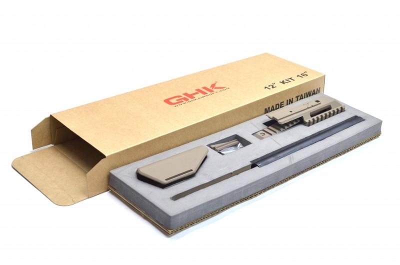 GHK G5 16inch DMRキット TAN