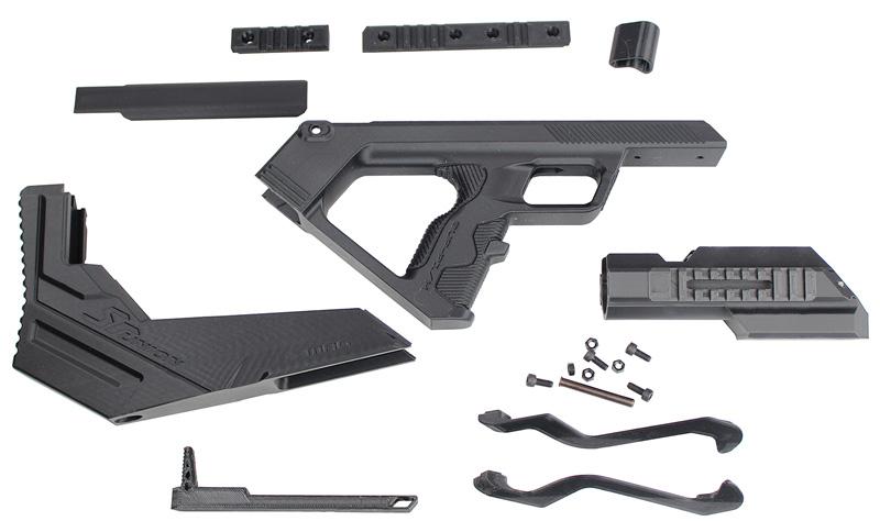 SRU SCAR-H BUP P1/H ブルパップカスタムキット BK