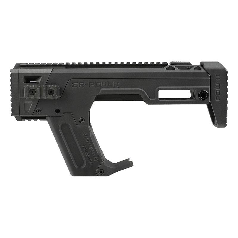 【ポイント10倍!6月11日8時59分まで】SRU Glock PDW Advanced キット BK (UMAREX G17 Gen.3/4対応)