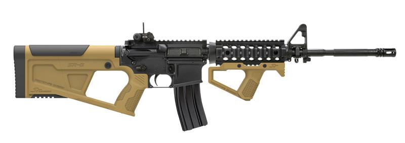SRU SRQ AEG AR Advancedキット TAN