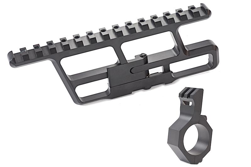 【ポイント10倍!6月11日8時59分まで REGULATEタイプ】Asura Dynamics RS RS REGULATEタイプ AK-300 AK-300 307ロアーレールベース+AKM 30mmマウントリングセット, BEEF:027c44c1 --- sunward.msk.ru