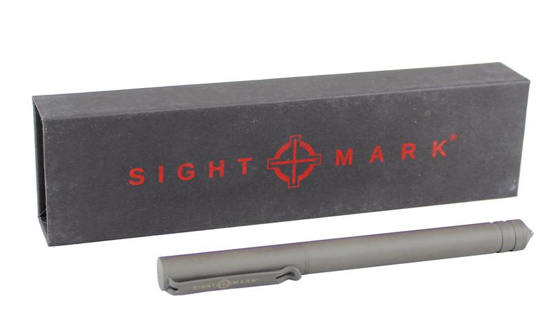【大感謝セール】SightMark チタンタクティカルペン