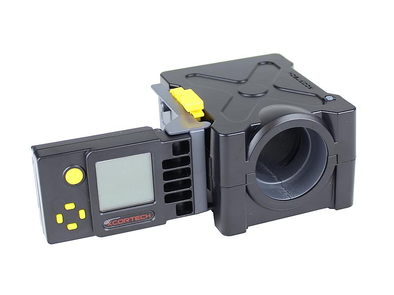 【ポイント10倍!7月10日8時59分まで】XCORTECH X3500 弾速計 日本語取扱説明書付【商品計8,000円(税抜)以上でCYCバイオBB弾をプレゼント中!】