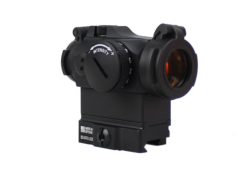 ACE1 ARMS Aimpoint Micro T-2タイプレッドドットサイト BK