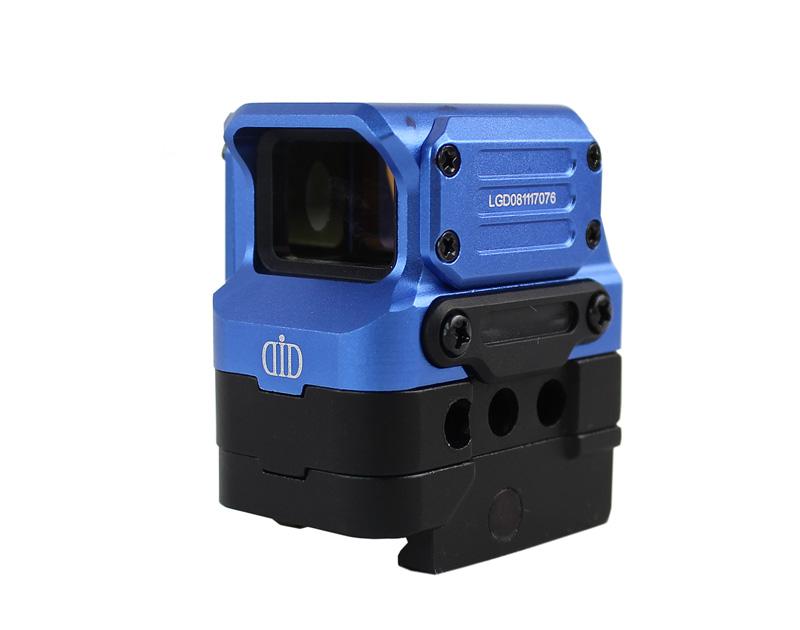 【ポイント10倍!7月10日8時59分まで】DI Optical FC1スタイル レッドドットサイト BLUE