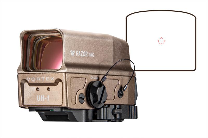 Vortex Optics Razor AMG UH-1タイプ リフレックスドットサイト Dark Earth