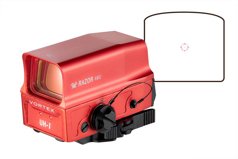 Vortex Optics Razor AMG UH-1タイプ リフレックスドットサイト Red