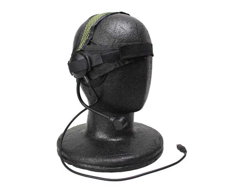 評判 ロープロファイルヘッドセット Z-Tactical Selex FG TASC1タイプ タクティカルヘッドセット 店
