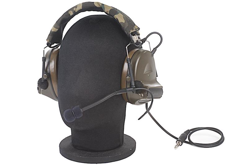 【ポイント10倍!5月16日8時59分まで】Z-Tactical ComTac2スタイル 無線ヘッドセット MC