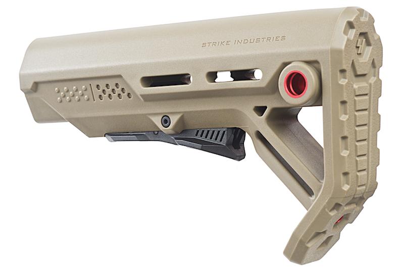 【ポイント10倍!12月24日8時59分まで】Madbull Strike Industries Viper Mod1 ミルスペックカービンストック FDE/RED