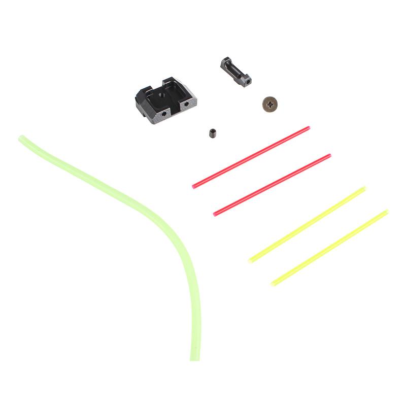 【ポイント10倍!12月24日8時59分まで】Guns Modify ロープロファイル デイ&ナイトサイト (UMAREX グロック対応)