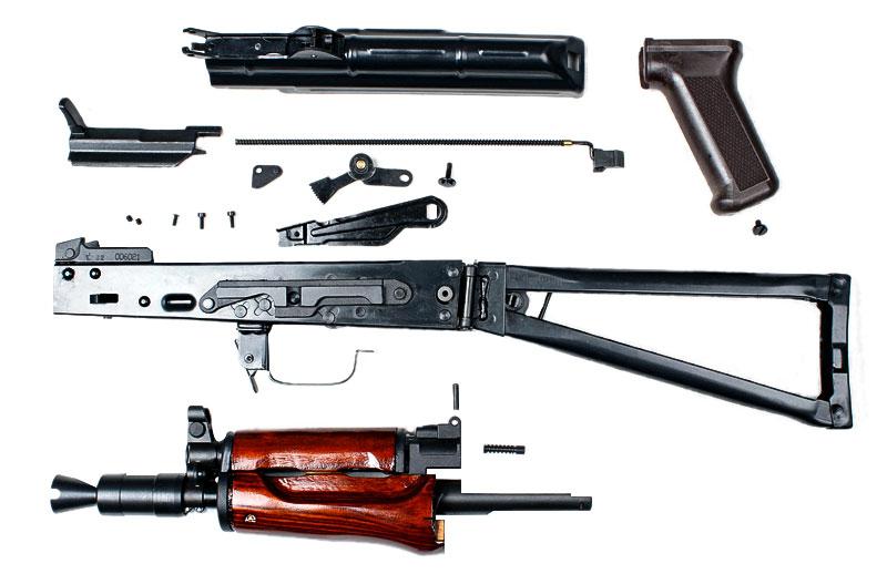 E&L AKS74U コンバージョンキット
