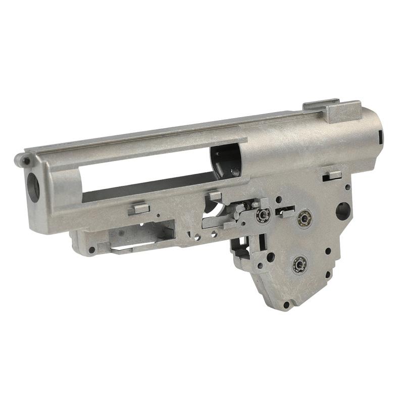 【ポイント10倍!12月24日8時59分まで】LCT LK3 メカボックスシェル 9mmベアリング6枚付 AKダミーボルト対応