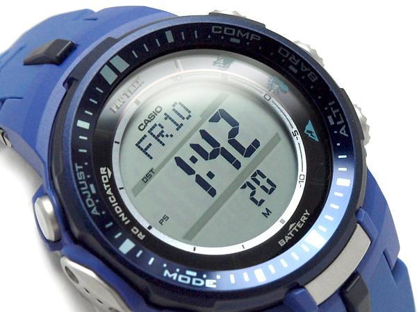 男女兼用≪即日発送≫★CASIO 腕時計 カシオ腕時計 G-SHOCK 腕時計 (ジーショック 腕時計) プロトレック 腕時計  ソーラー電波時計 PRW-3000-2