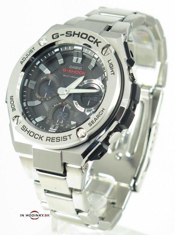 95c58b12e G steel CASIO watch Casio watches g shock watch g-shock Watch (