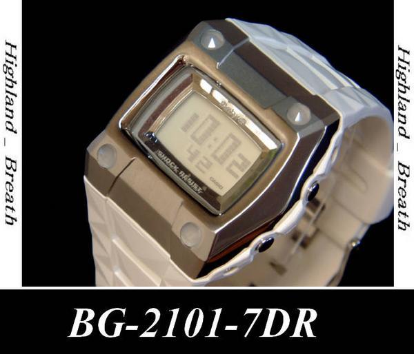 Casio baby-g CasketGlit BG-2101-7