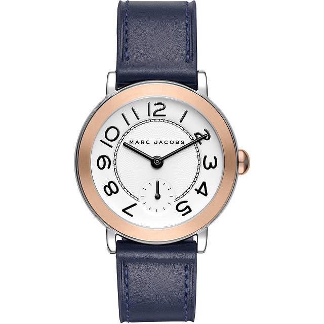 本物≪即日発送≫[MARC BY MARC JACOBS・マークバイマーク ジェイコブス 腕時計]MJ1602 男女共用 RILEY 36mm