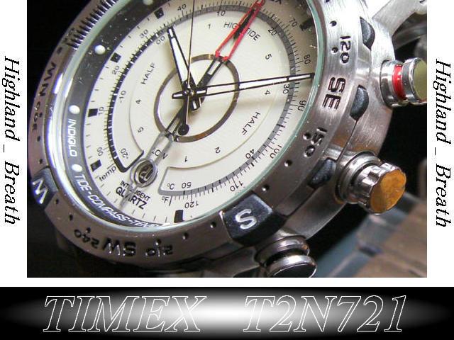TIMEX, Timex インテリジェントクォーツ T2N721