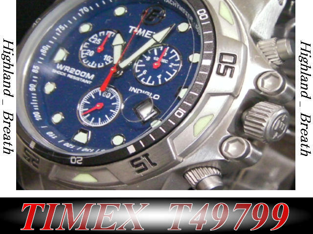 "Watch Timex expedition TIMEX T49799 «divers... ""»"