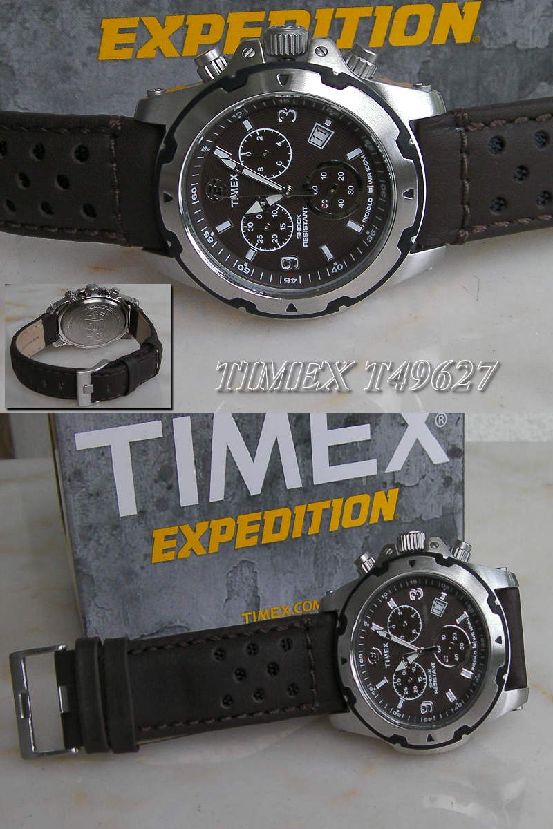 Watch Timex expedition TIMEX T49627 «chronograph»