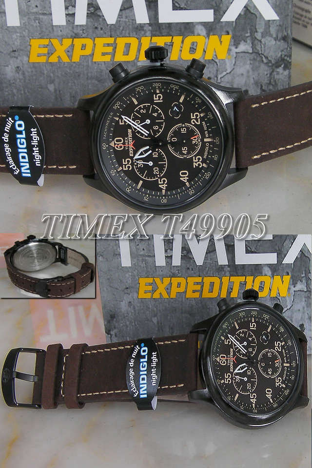 Watch Timex expedition TIMEX T49905 «chronograph»