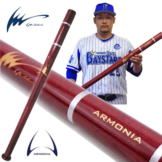 【送料無料】アイピーセレクイト アルモニーアESPADA(刀) トレーニングバット IP2500 Ip select 硬式木製 野球