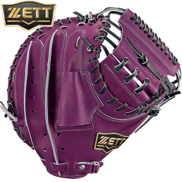 [限定モデル]ZETT (ゼット) ネオステイタス 軟式用 キャッチャーミット 日本生産 M号球対応 BRCB31912 捕手用 グローブ 野球