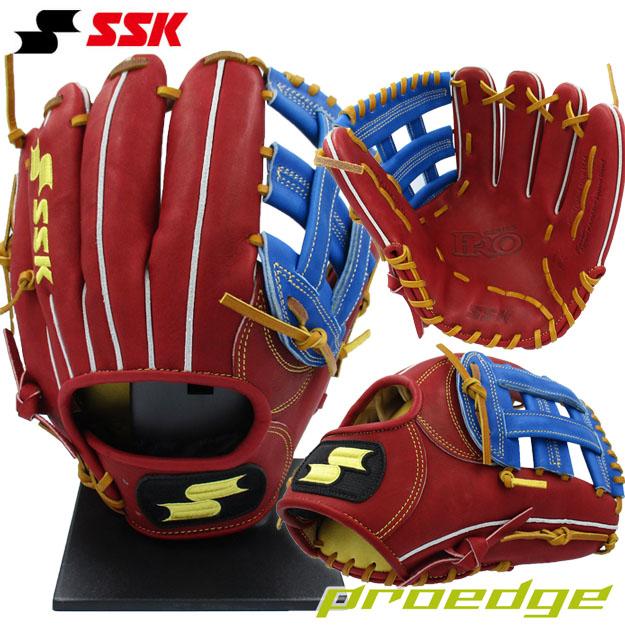 【レジェンド復刻モデル!ガルシアパーラモデル】SSK プロエッジ 軟式用 内野手用グラブ PEN-NG5 メジャー グローブ 野球