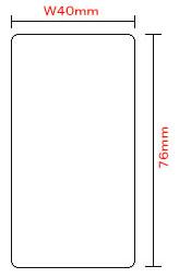 100巻入り上質紙強粘感熱ラベル(40T76S) 100巻入り, スリーキャッツ:b1c92766 --- sunward.msk.ru