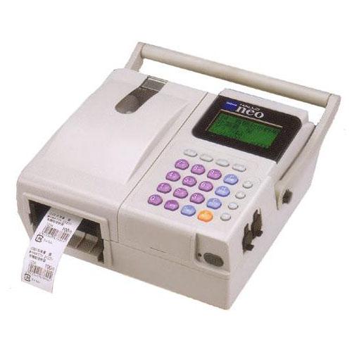 送料無料 好みのレイアウトで発行 食品ラベルの作成等に便利 バーコードラベルプリンター 期間限定お試し価格 neo 限定価格セール AC電源タイプ フォーマットフリー仕様