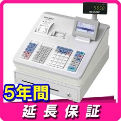 【延長保証5年間付】 レジスター(XE-A307-W) 色:ホワイト