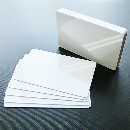 Pronto専用 白生カード (200枚) PVC素材白カード