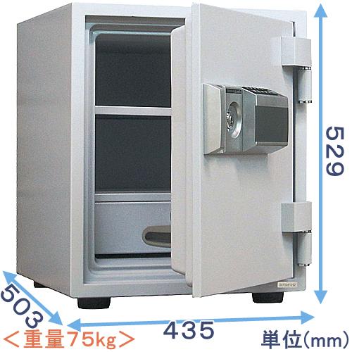 テンキー式耐火金庫(MEK52-DX), オオタキムラ:7a66ca37 --- sunward.msk.ru