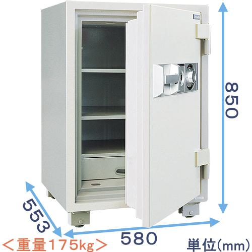 ダイヤル式耐火金庫 (D85) 業務用(中型・大型) (D85) ダイヤセーフ, フジックス:3eed5937 --- incor-solution.net
