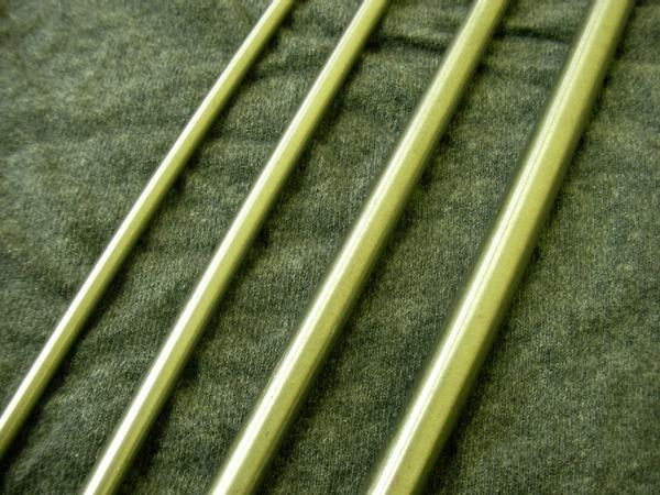 チタン丸棒 外径30mm 長さ300mm