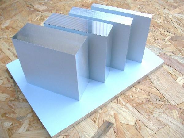 アルミ板 本日の目玉 A5052 100mmX100mm 厚さ15mm 開店記念セール
