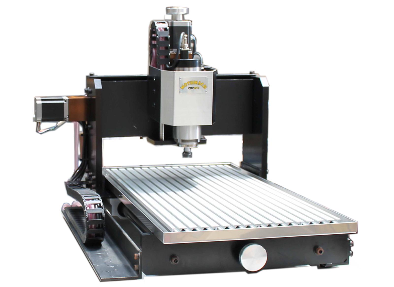 "Desktop CNC milling machines ""black guy"""