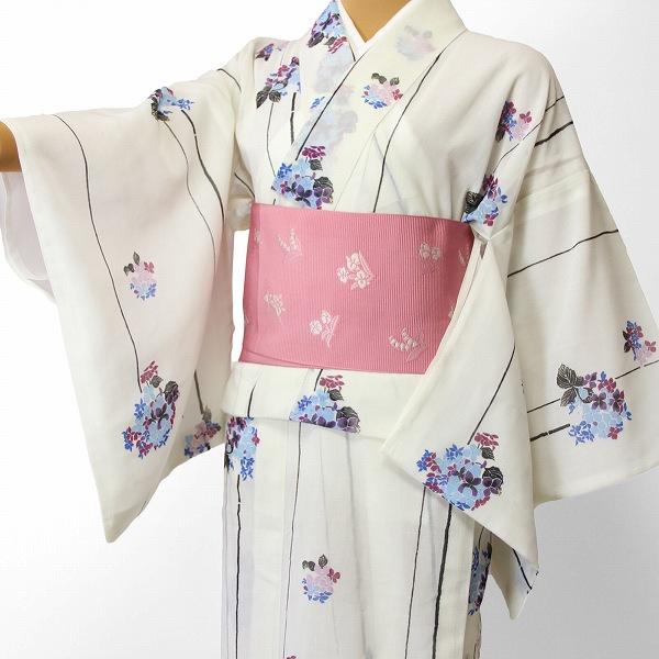 【レンタル】宅配レンタル着物セット(夏物・薄物・紗)「Mサイズ」 (4014)