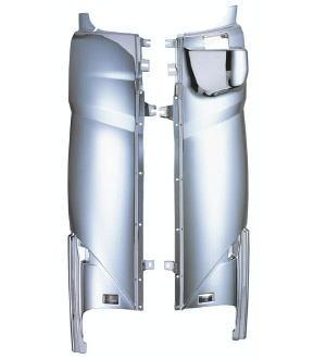【送料無料】 日野 グランドプロフィア用 メッキコーナーパネル 571474-75