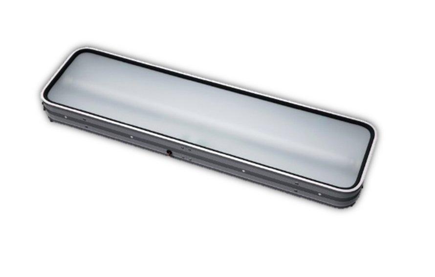 【送料無料】アルミ看板灯 (中サイズ) 24V 蛍光灯式