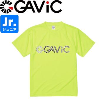 2020年モデル 店舗在庫は15時までのご注文で即日発送クレジットカード支払いのみネコポス発送可能です GAViC ガビック ジュニア サッカー GA8605-YEL プラクティスシャツ 宅送 予約販売 フットサル 半袖プラシャツ