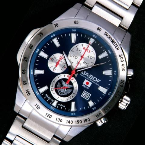 航空自衛隊腕時計/JASDFプロフェッショナル(空自専用)S648M-01正規品/日本製ミリタリー時計 JSDF KENTEX ケンテックス