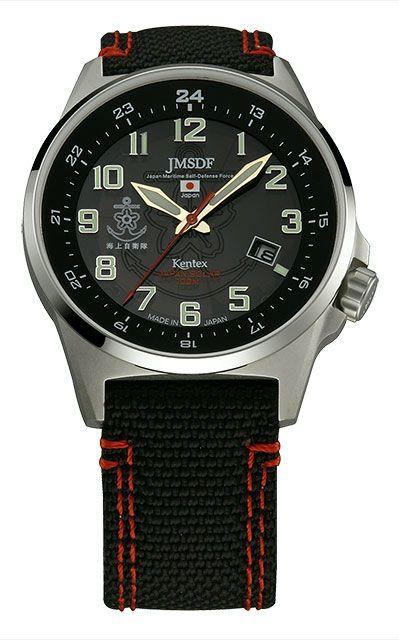 Kentex自衛隊腕時計:J-SOLAR海上自衛隊ソーラースタンダードモデルS715M-03正規品 JMSDF ケンテックス