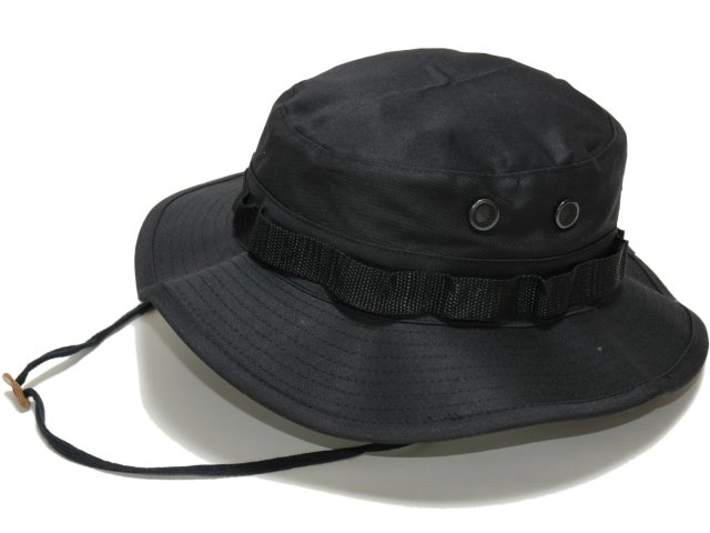 Hobby-mart  The ROTHCO military US Army jungle hat (black) caps ... adf1eaaaa