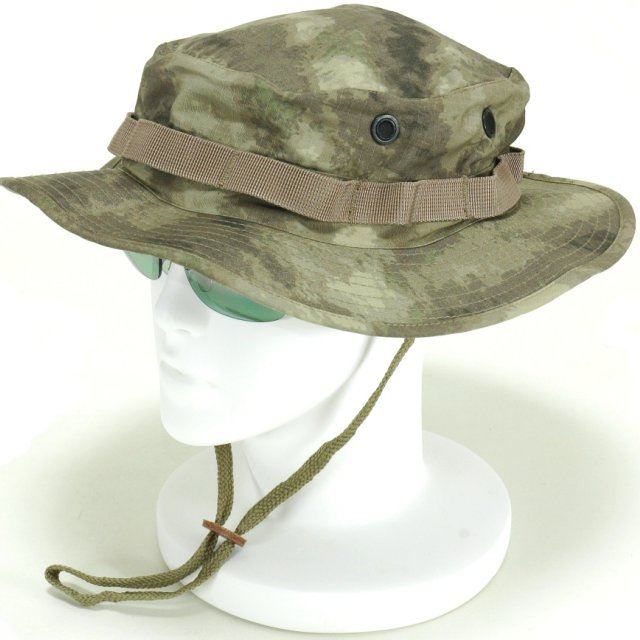 United States Army jungle hat and Boonie Hat A-TACS (AU) military Cap  military bf7c2de2e37