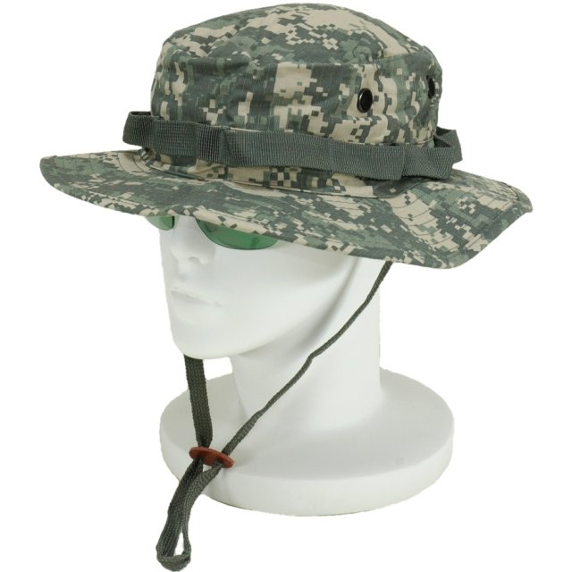 321eda0e4aa Hobby-mart  Military US Army jungle hat and Boonie hat (ACU Digital ...