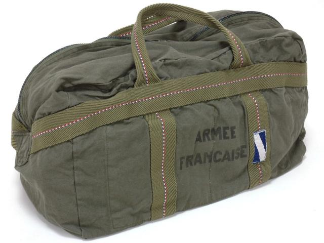 Military of France military parachute bag (olive)
