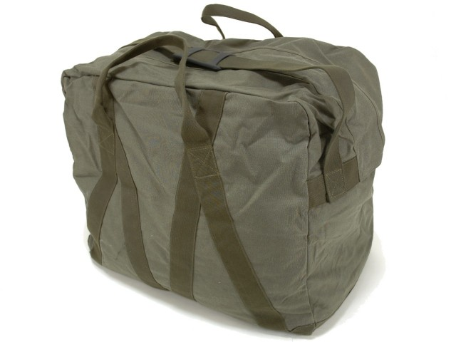 Germany army BW pilot bag large Boston bag-military